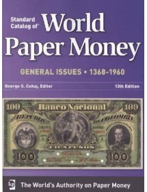 World Paper Money 1368 à 1960