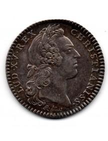 Jeton Argent - Louis XV - Corroyeurs Porteurs de la Chasse de St Merry