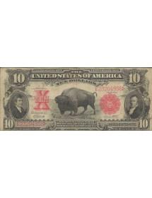 Ten Dollars - Série 1901