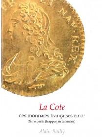 La cote des Monnaies Françaises en Or 2ième partie