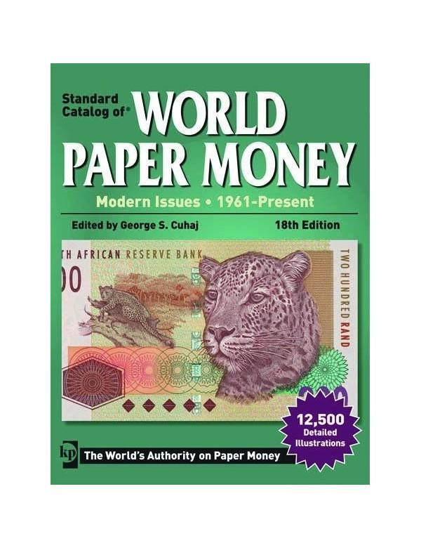 World Paper Money 1960 à nos jours