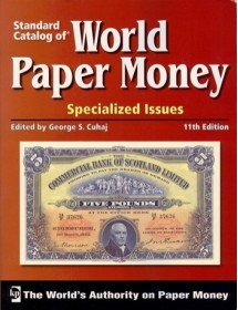 World Paper Money Vol 3