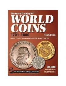 World Coins 18ième Siècle