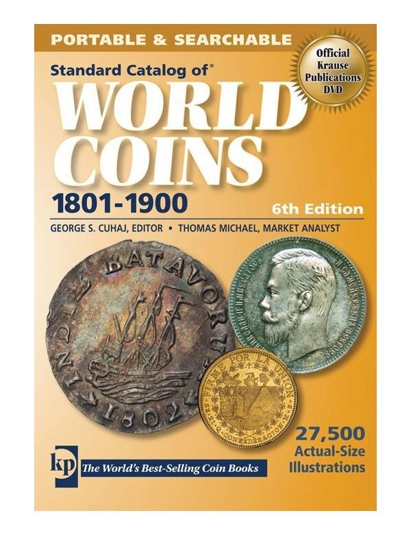 World Coins 19ième Siècle