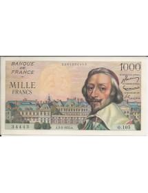 1000 FRS RICHELIEU