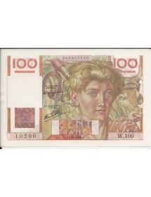 100 FRS JEUN PAYSAN
