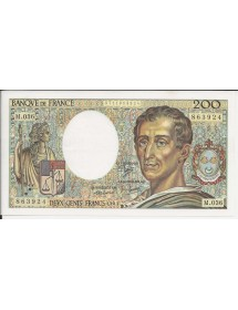 200 FRS MONTESQUIEU