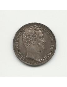 1 Fr Louis Philippe Tête Nue 1831T