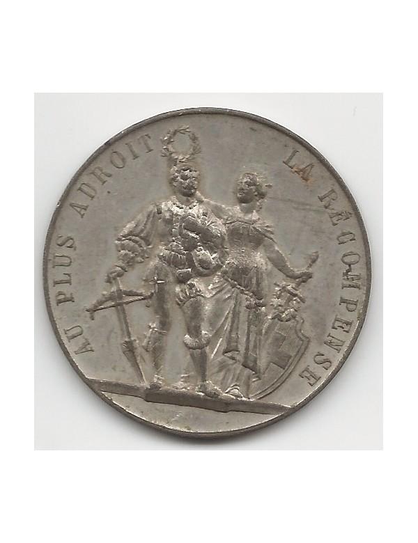 Tir Fédéral GENEVE 1887