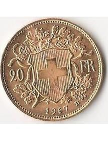 20 Francs Suisse 1