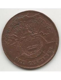 10 CENTIMES Bronze
