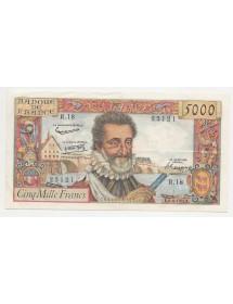 5000 FRS Henri IV