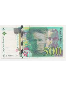 500 FRS Pierre et Marie Curie