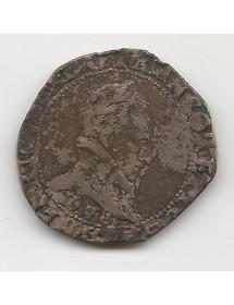 Franc Argent - Variété date sous le buste