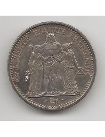 10 Francs Argent - Hercule