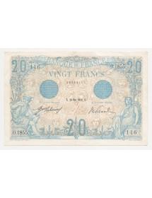 20 FRS Bleu