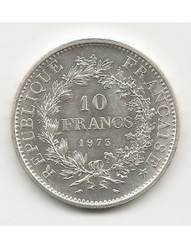 10 Francs Hercule Argent