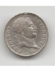 1 Franc Argent - Napoléon 1er - Tête Laurée