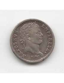 1/2 Franc Argent - Napoléon Emp