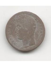 1/2 Franc Argent - Charles X - Type Michaut