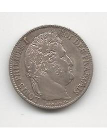 1 Franc Argent - Louis Philippe - Type Domard