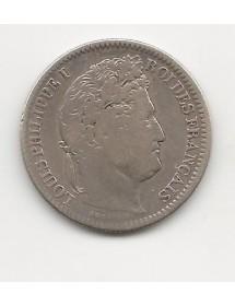 2 Francs Argent - Louis Philippe - Tupe Domard
