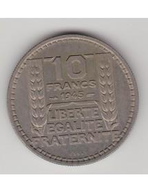 10 Francs Cupro-Nickel - Essai - Turin