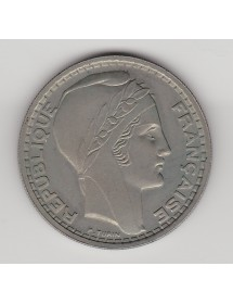 20 Francs Cupro-Nickel - Essai - Gouv. Provisoire
