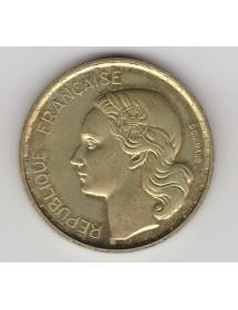 50 Francs Bronze-Alu - Guiraud - Essai