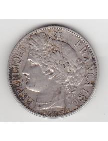 1 Franc Argent - Ceres