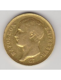 40 Francs Or - Napoléon 1er