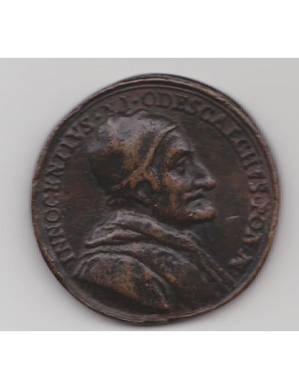 Médaille Bronze - Innocent XI