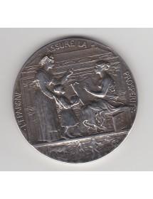 Médaille Argent - Caisse d'Epargne d'Angers