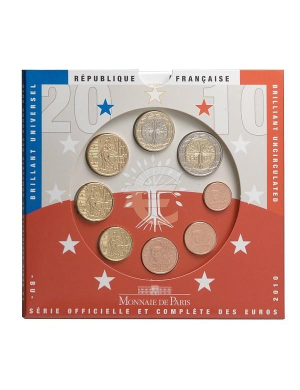 BU EURO FRANCE 2010