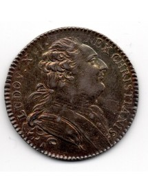 Jeton Argent - Louis XVI - Courtiers Royaux