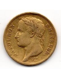 40 Francs Or - Napoléon 1er - Emp Français