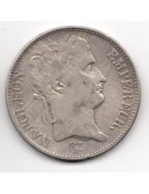 5 Francs Argent - Napoléon Emp - République Française
