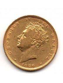 Souverain Or - George IV