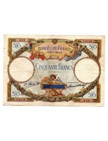 50 Francs Or - 1930