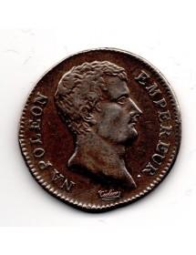 1 Franc Argent - Napoléon 1er - Type Intermédiaire