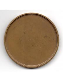 Médaille Bronze - Les grenouilles qui demandent un roi