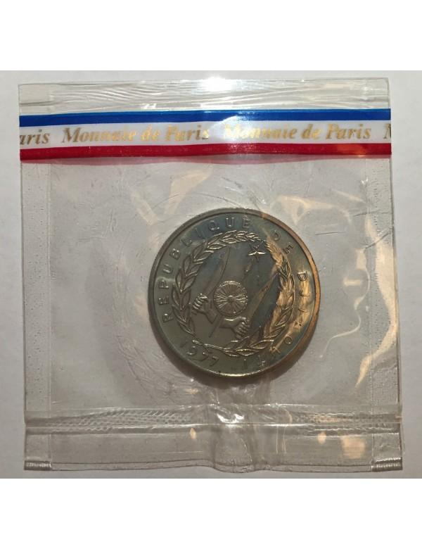 100 Francs - République de Djibouti