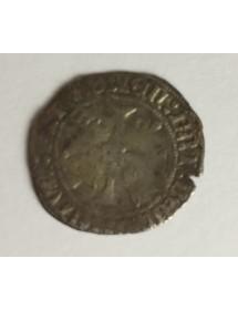 Liard argent - Charles VIII