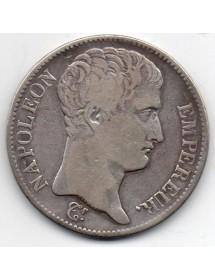 5 Francs Argent - Napoléon 1er - Type Transitoire
