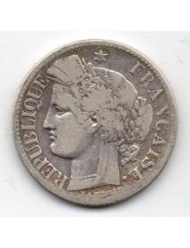 2 Francs Argent - Ceres - IIIeme République