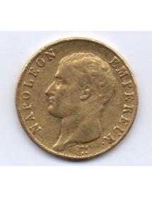 40 Francs Or - Napoléon 1er - Rép. Française