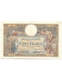 100 Francs - Luc Olivier Merson