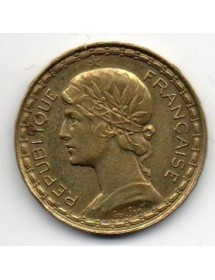 100 Francs Bronze Alu - Coucours de Guilbert - Essai