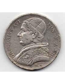 Scudo Argent - Vatican - Gregorius XVI