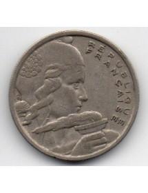 100 Francs Cupro-Nickel - Cochet